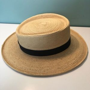 Palm Banded Hat